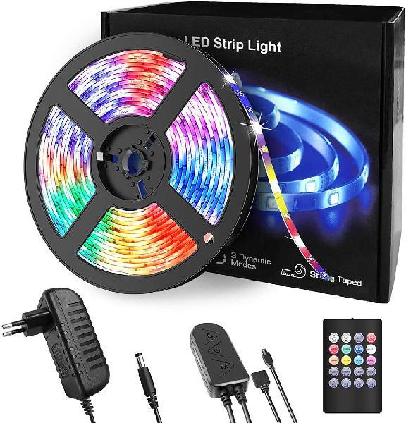 5 m tira led 150 led rgb luz led multicolor