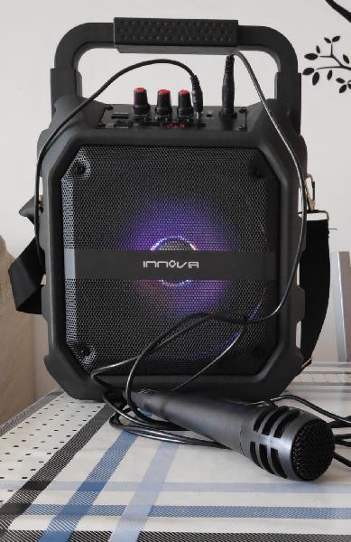 Altavoz portátil 20w con micro