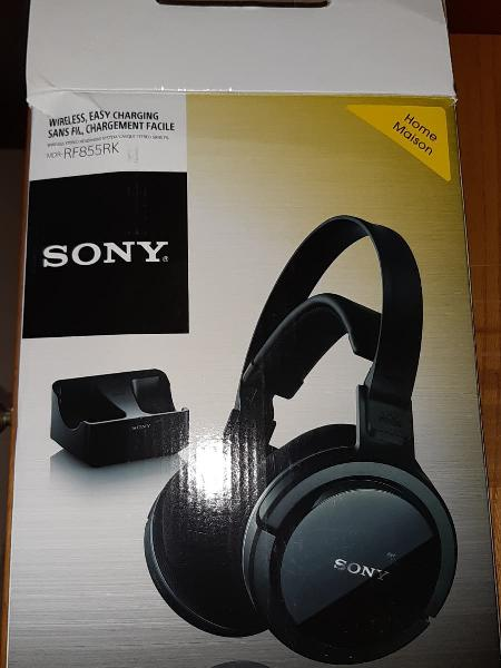 Auriculares wireless sony