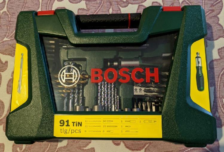 Bosch maletín para taladrar y atornillar - nuevo