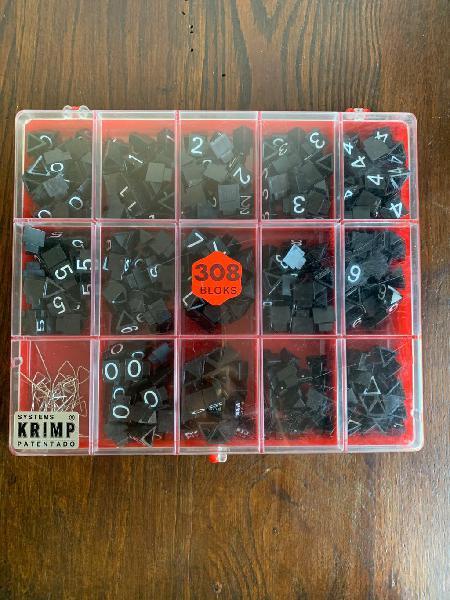 Caja systems krimp. bloques precio tienda