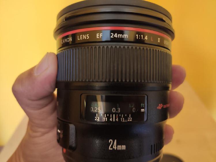 Canon ef 24mm f:1,4l usm ii