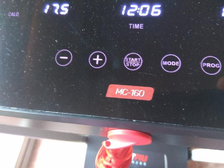 Cinta de correr 12km/h nueva