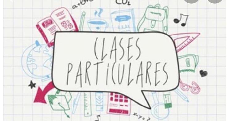 Clases particulares primaria, secundaria y musica