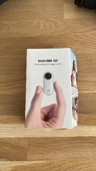Cámara insta360 go