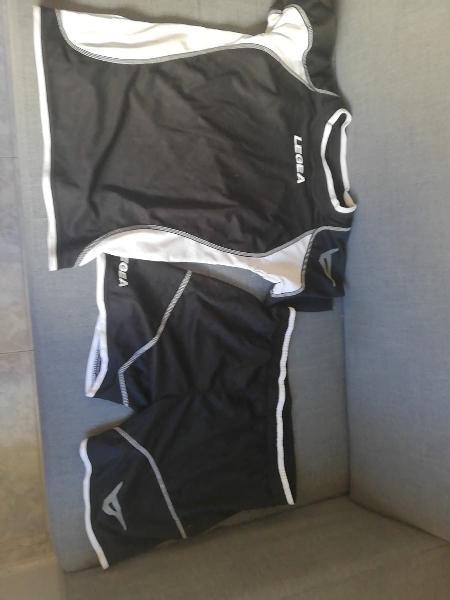 Conjunto camiseta pantalón deporte xs