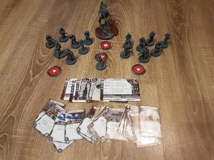 Core rebelde star wars legion warhammer luke atrt