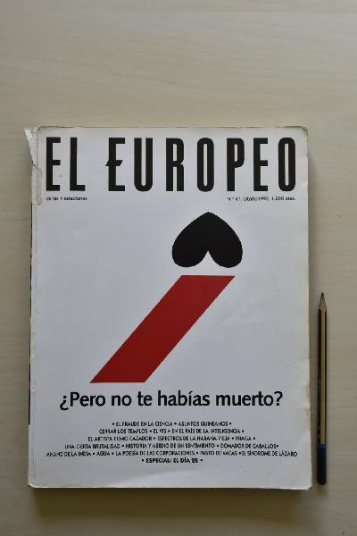 El europeo de las cuatro estaciones nº47 (1993)