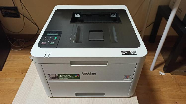 Impresora laser color brother hl-l3230cdw