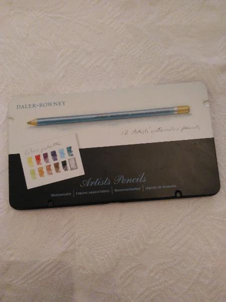 Lapices acuarela- watercolour pencils