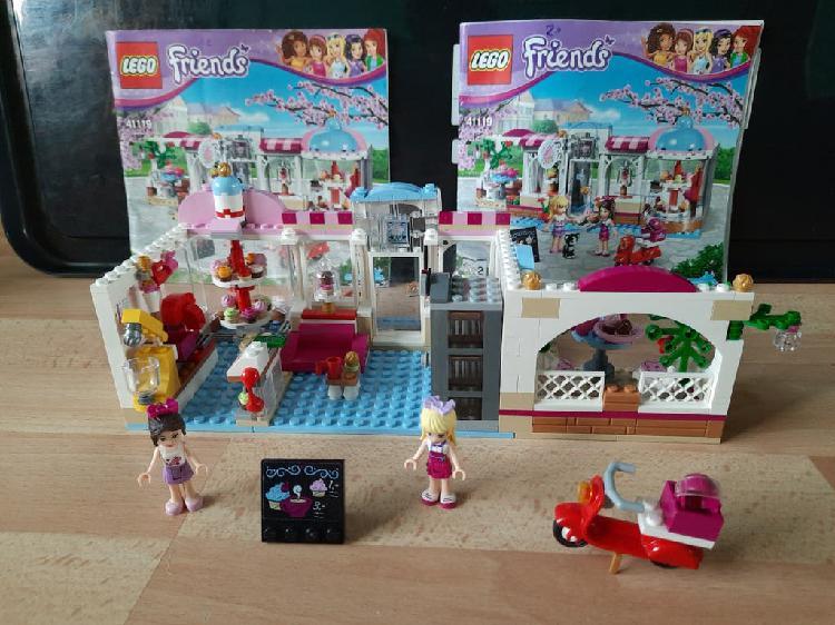 Lego friends 41119 cupcake café