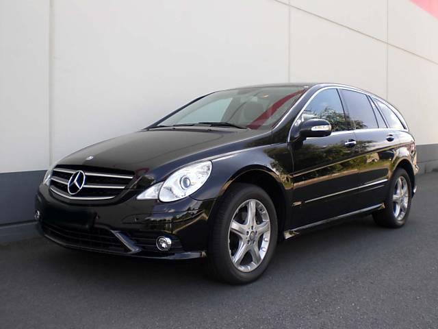 Mercedes-benz clase r r 320 cdi 4matic