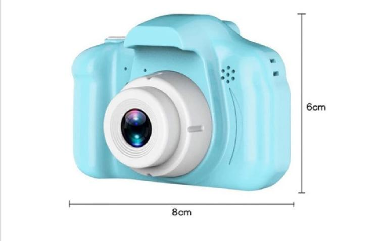 Mini cámara fotos infantil nueva 32gb