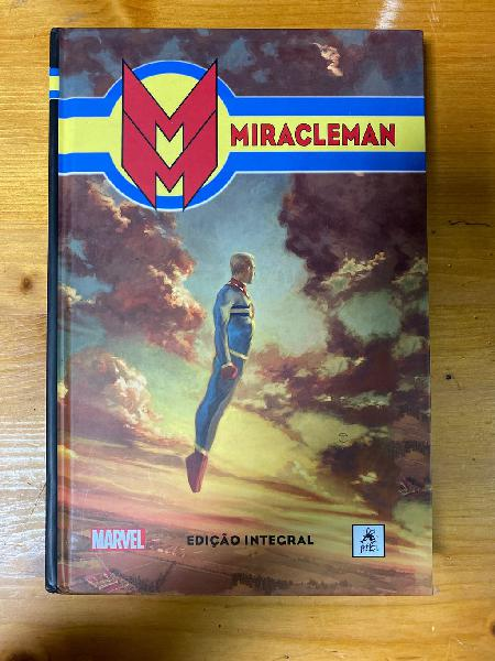 Miracle man. marvel