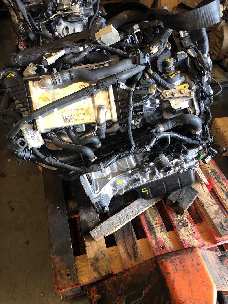 Motor ford conect 1.6 tdci ztga