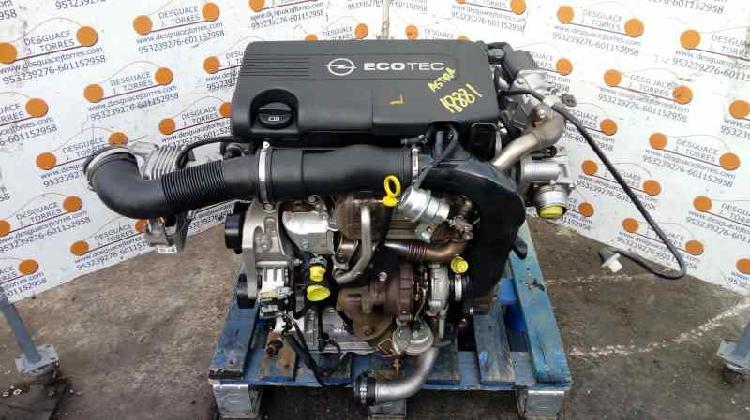 Motor completo opel astra j lim. enjoy 2009 607792