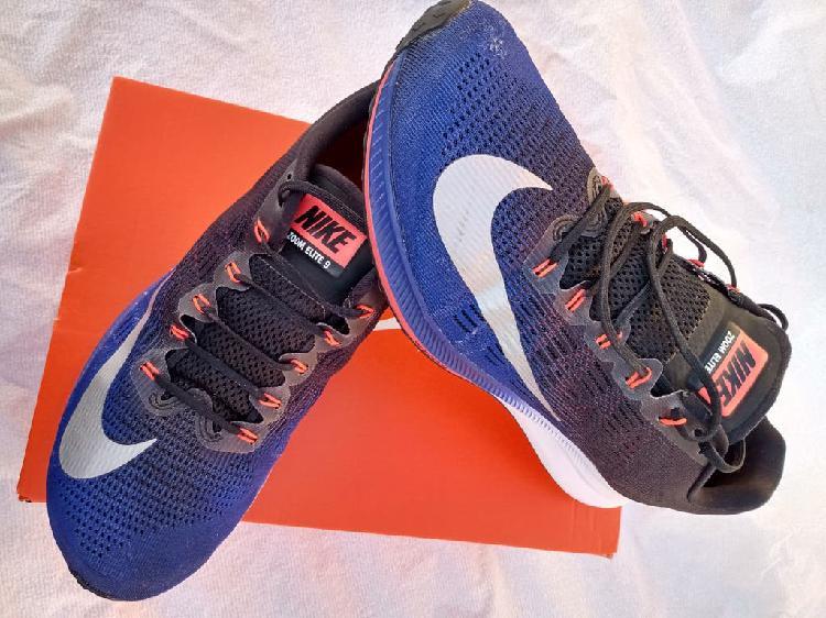 Nike air zoom elite 9 talla 45 zapatillas running