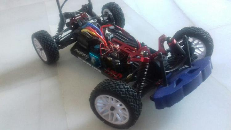 Rc hsp rally competición (brushless)