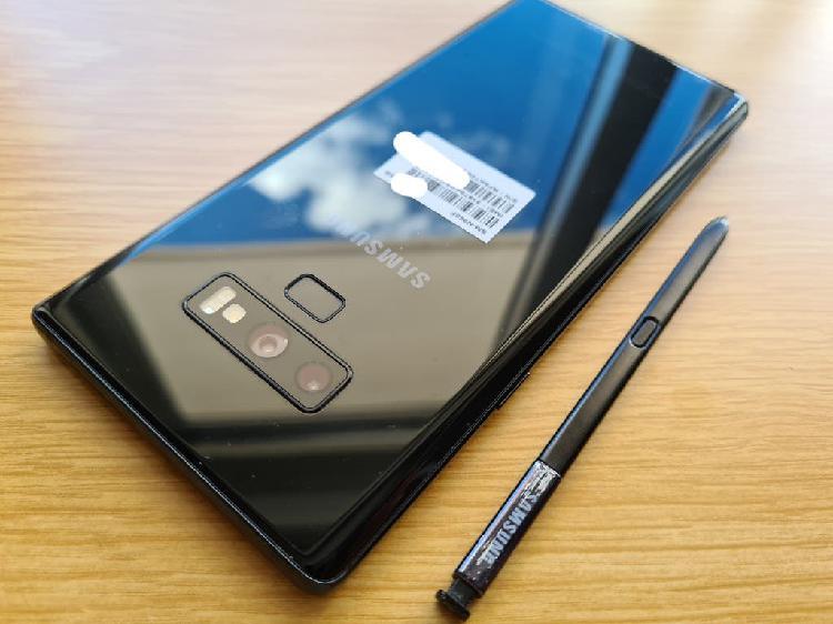Samsung galaxy note 9 de 128gb y 6gb de ram origi