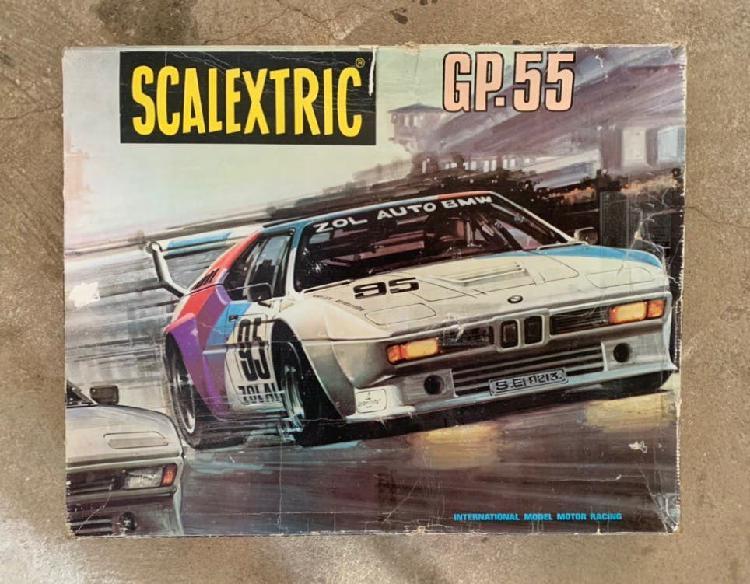 Scalextric gp 55