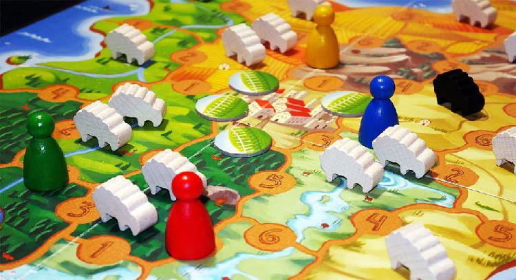 Sheepland - juego de mesa