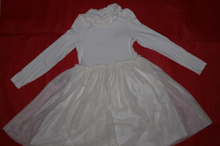 Vestido fiesta niña 7-8 años