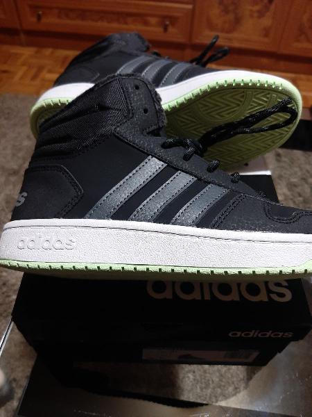 Zapatillas adidas hoops mid 2.0 unisex nuevas 37.5