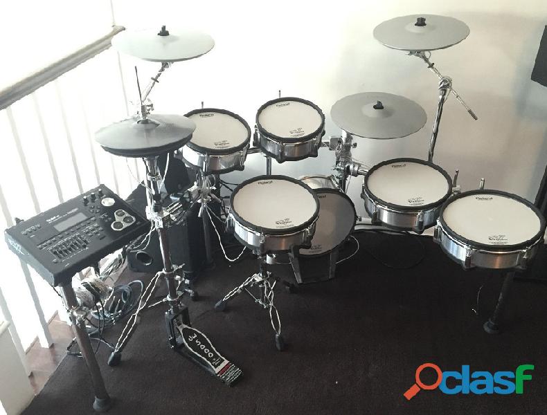 Batería roland td 30kv v pro v drums kit