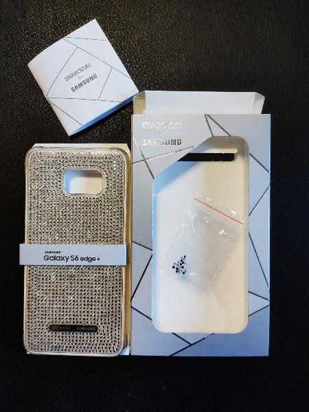 Funda samsung galaxy s6 edge plus swarovski (nuevo