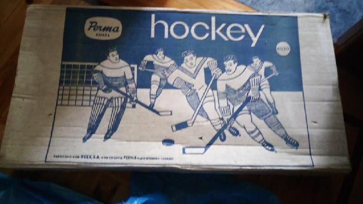Hockey perma