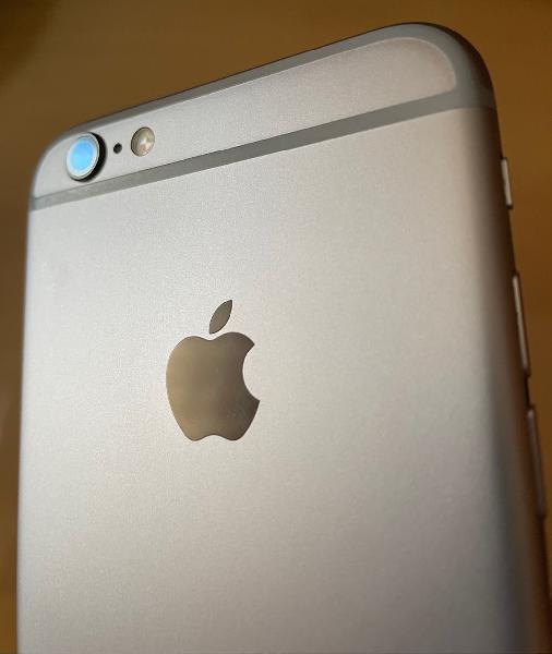 Iphone 6s space grey de 128 gb