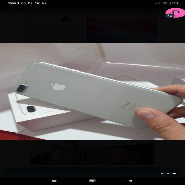 Iphone 8 plus blanco