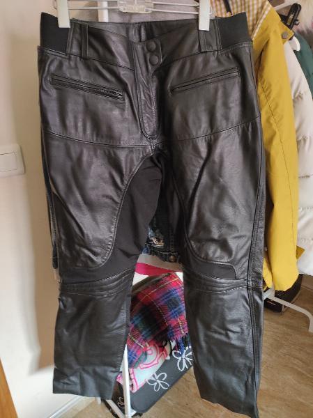 Pantalón mujer moto