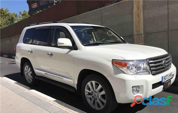 Toyota land cruiser 200 4.5d 4d vxl