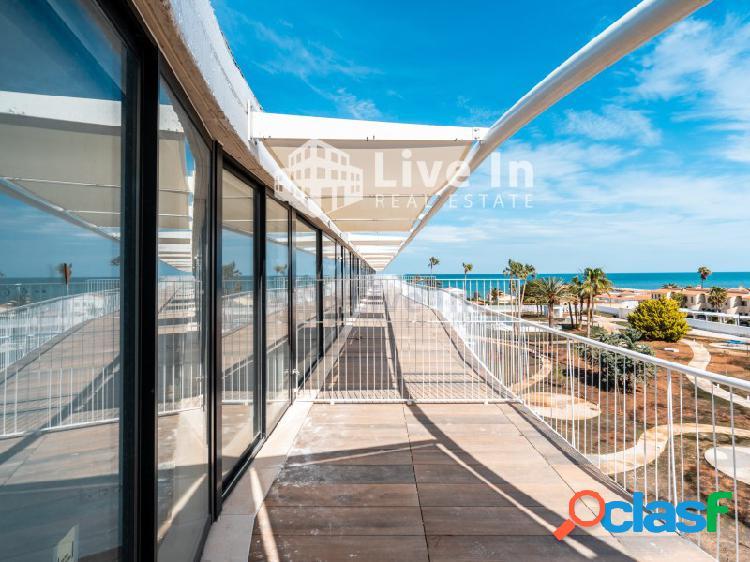 Denia beach - apartamento frente al mar - las marinas -2 habitaciones