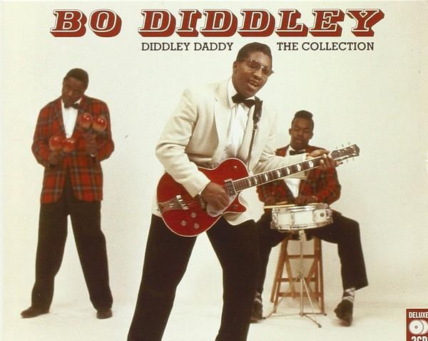 Bo diddley – diddley daddy: the collection - 2 cds -