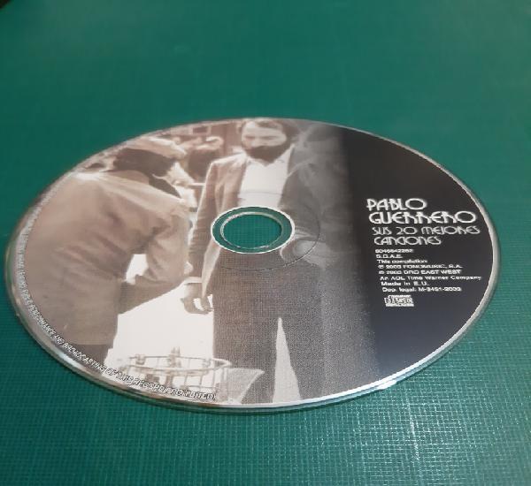 Cd pablo guerrero sus 29 mejores canciones 2003 sín caja