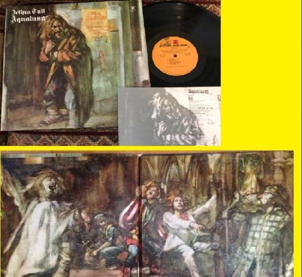 Jethro tull - aqualung 1971 !! completa edic org usa doble