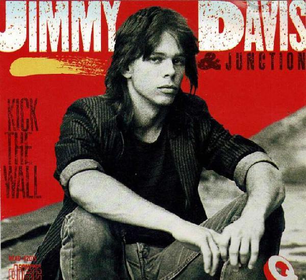 Jimmy davis & junction - kick the wall. qmi made in japan