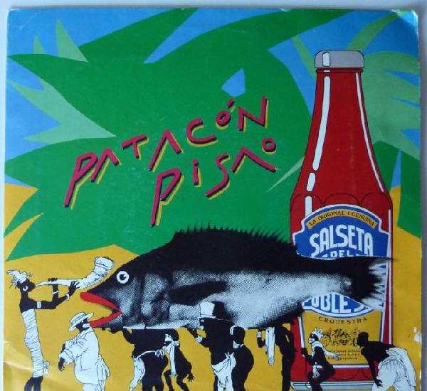 La salseta del poble sec // patacon pisao // 1988 // single