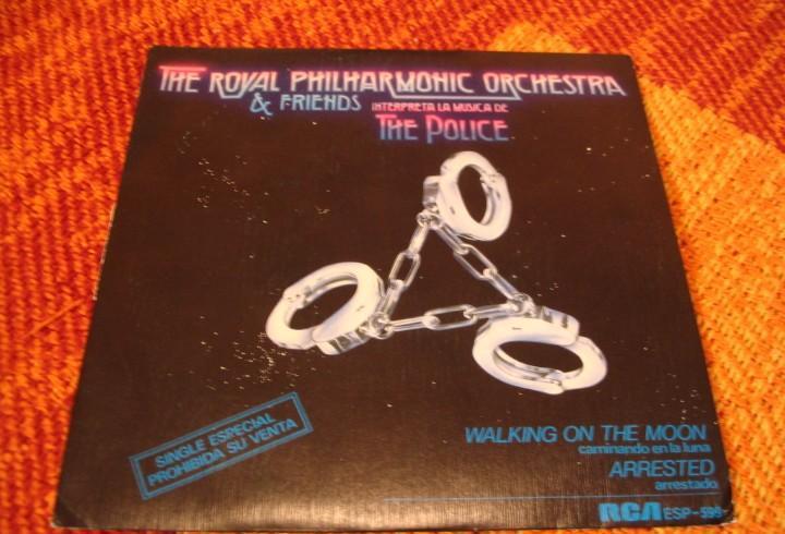 Royal philarmonic orchestra single the police rca