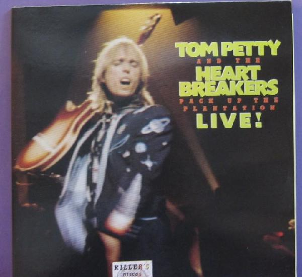 Tom petty and the heartbreakers - pack up the plantation -