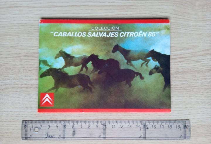 Citroën - pack colección postales (eco / visa / bx / cx) -