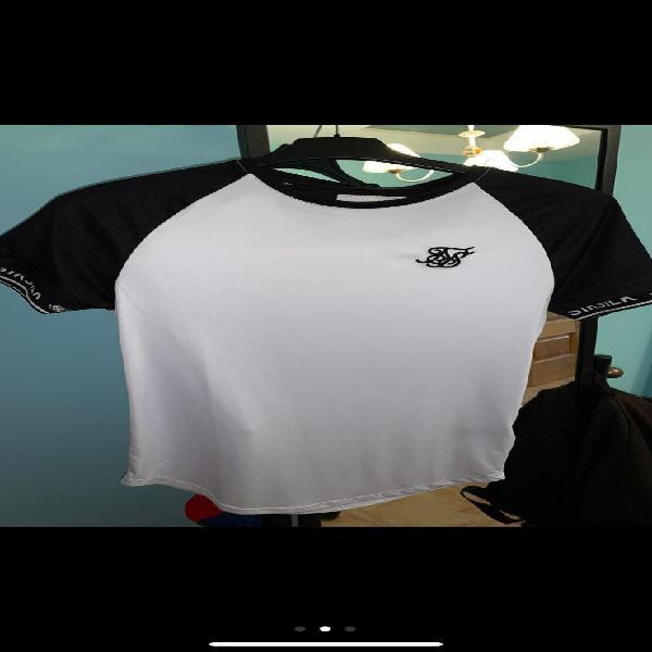 Camiseta siksilk hombre