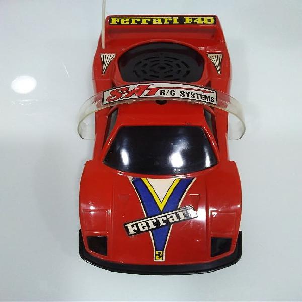 Ferrari radiocontrol con sonido de motor gasolina