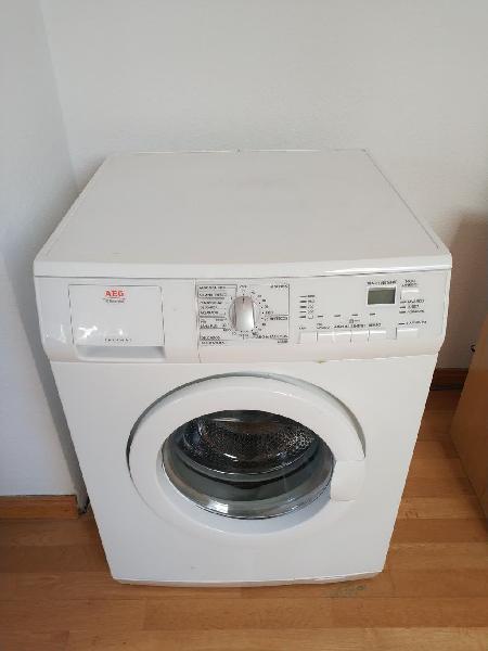 Lavadora aeg electrolux lavamat