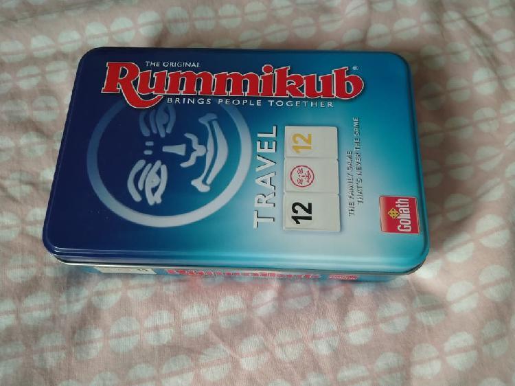 Nuevo rummikub juego de mesa versión travel