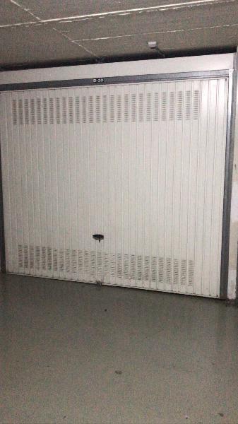 Plaza para moto garage cerrado trintxerpe