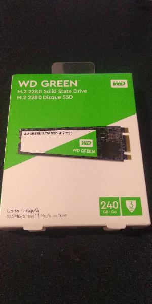 Ssd wd green m.2 2280
