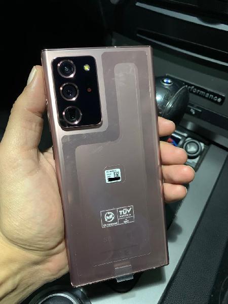 Samsung note 20 ultra 512gb sin estrenar bronce